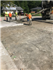 Annual Concrete Repair Program - Pavement Placement Gemini Court