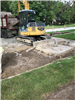 Annual Concrete Repair Program - Quartermane Pavement Removal