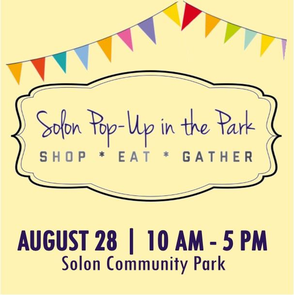 Pop-Up in the Park