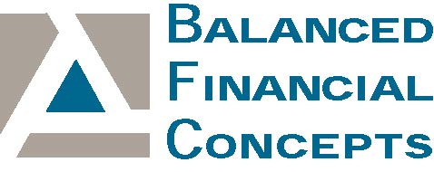Balanced Financial Concepts Logo