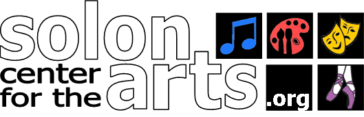 Solon Center for the Arts logo