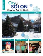 2015 Winter Citywide Activity Guide cover
