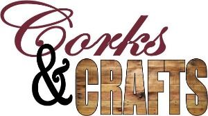 CORKS N CRAFTS LOGO