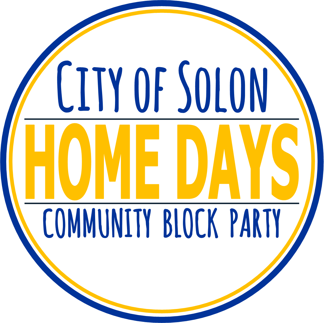 2019 Solon Home Days Logo