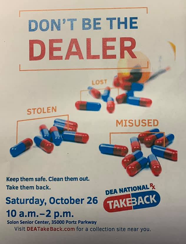 national drug take back