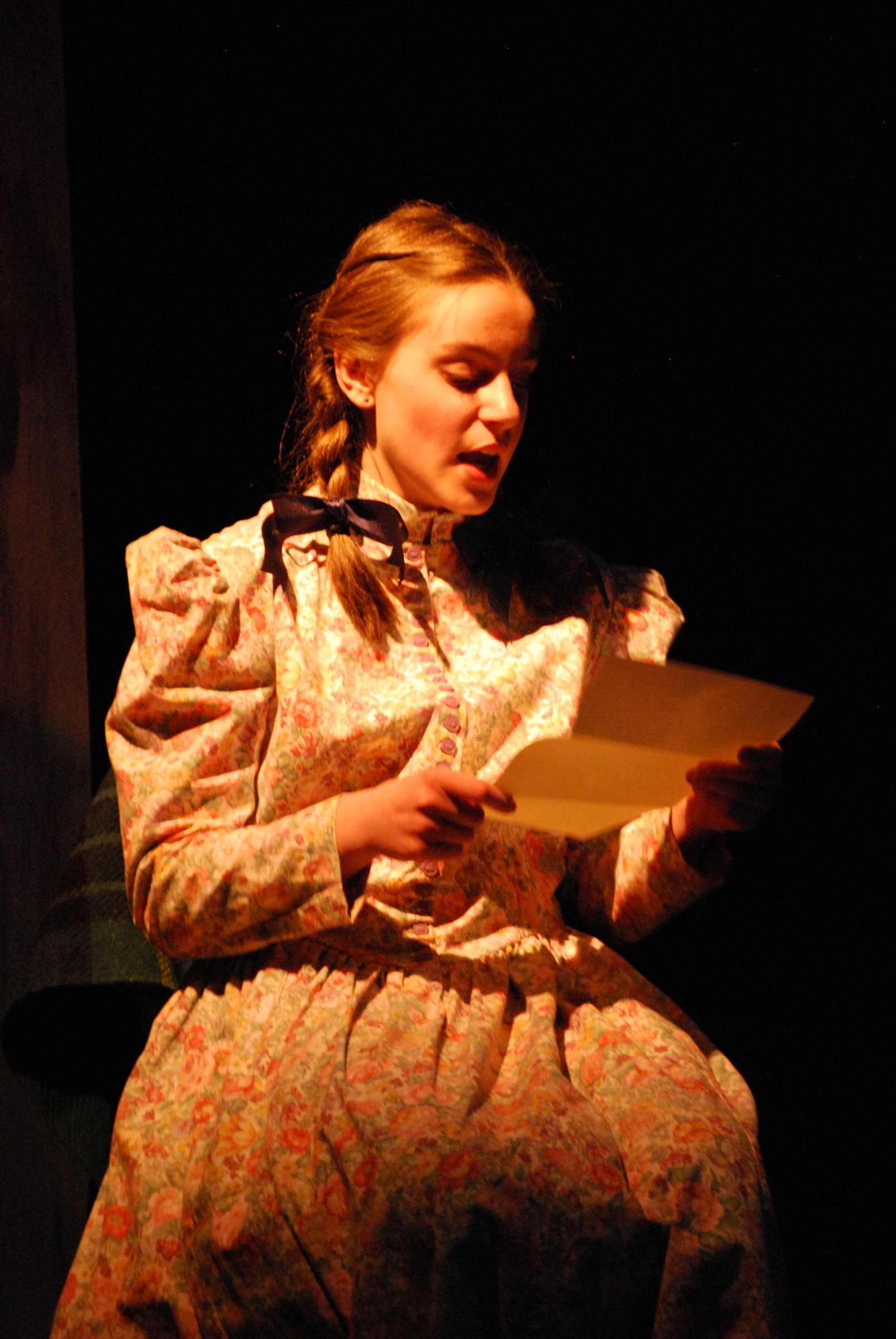 "SCA's Spotlight Youth Theater performance of ""Little Women: Meg, Jo, Beth and Amy"""